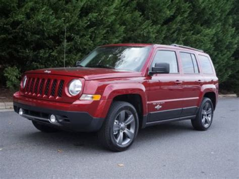 Jeep Patriot Latitude 2014 Purchase New 2014 Jeep Patriot Latitude In 1709 E Dixie Dr