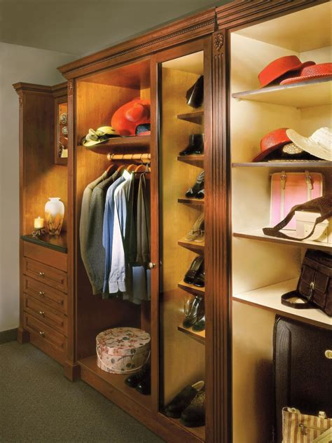 closet lighting ideas and options hgtv