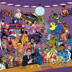 80s cartoon 90s nickelodeon cartoon characters electro