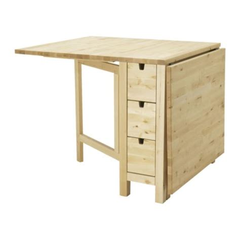 Ikea Collapsible Table | norden gateleg table ikea