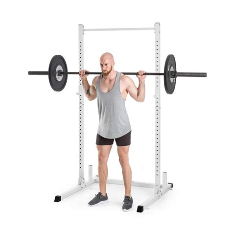 5x5 bench 5x5 cm steel half rack gym weight lifting bench bar