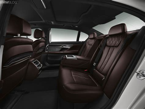 Bmw Upholstery by 2016 Bmw 7 Series Exterior And Interior Design