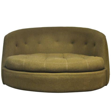 furniture large swivel chair milo baughman large swivel chair at 1stdibs