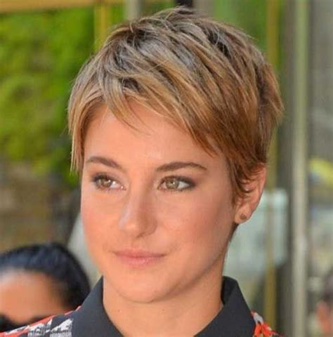 products to use on pixie hair styles shailene woodley pixie hairstyle hair pinterest