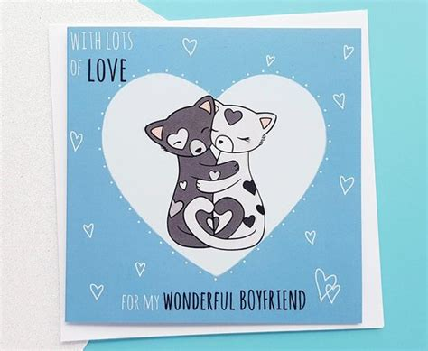 Images Of Handmade Cards For Boyfriend