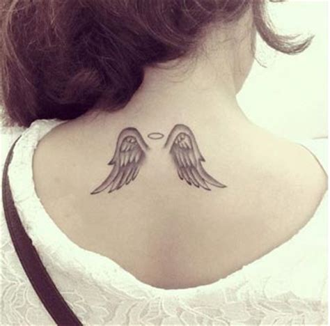 simple tattoo angel wings 35 best back tattoo designs images for girls heart