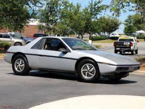 Pontiac Fiero 2m4 1984 86 Pontiac Fiero 2m4 Flickr Photo