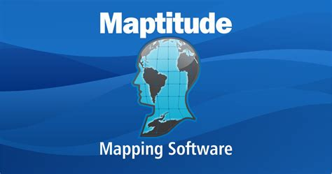Featured Maptitude Maps