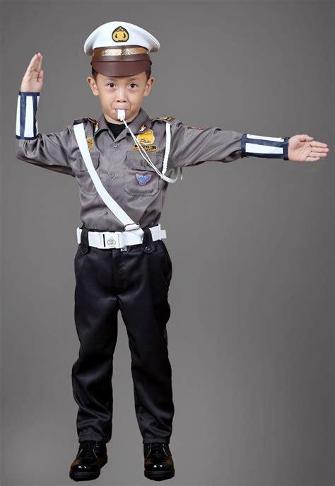 Kostum Baju Stelan Setelan Kostum Profesi Akpol jual beli baju stelan kostum profesi polisi lalu lintas
