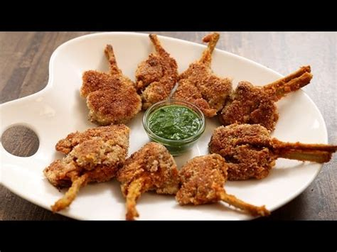 fried lamb chops pan fried lamb chops popular lamb recipe curries and