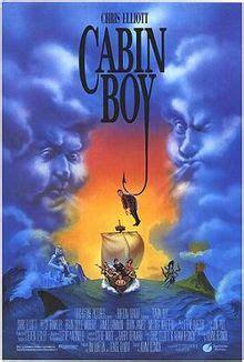 Cabin Boy Tim Burton by Cabin Boy