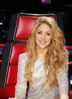 Shakira Hairstyles The Voice | how to get big curly hair in 10 minutes shakira and