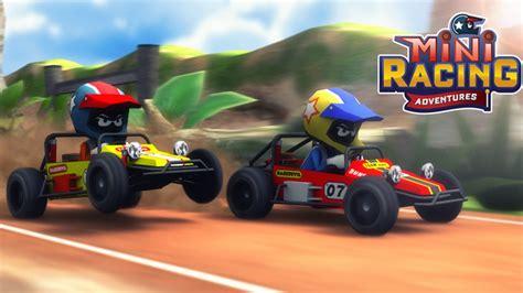mod game apk kaskus mini racing adventures gameplay ios android proapk