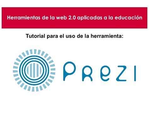 web 2 0 tutorial tutorial prezi