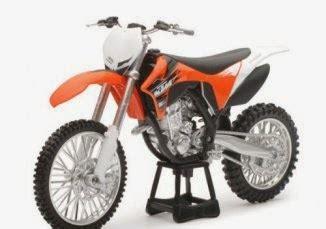 Shockbreaker Trail diecast miniatur motogp replika motor mobil vespa motocross trail harley merk maisto newray