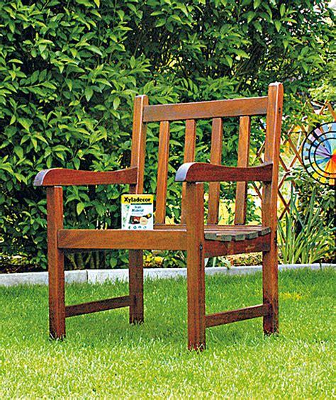 klebriger stuhl gartenm 246 bel streichen lasuren lacke 214 le selbst de