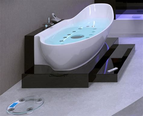 bathroom tech high tech bathtubs home improvement