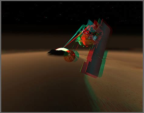 imagenes en 3d marvel marvel mars scout in 3d