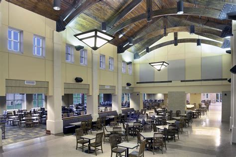 Alcorn State Mba by Bristow Jr Cus Dining Jh H Architects