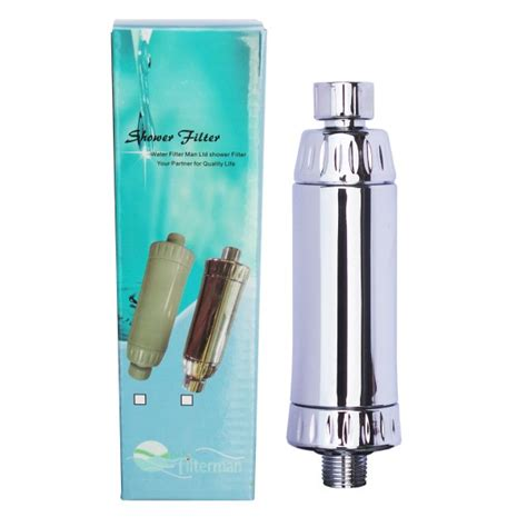 Shower Filter Chlorine by Shower Filter Chlorine Filter For Shower Removes Chlorine Can Help With Skin Conditions Like