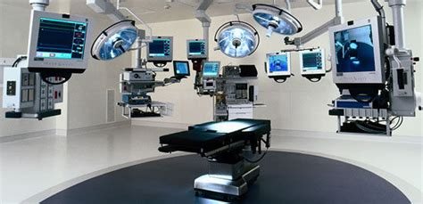 operating room tech high tech and integrated operating rooms market research idata