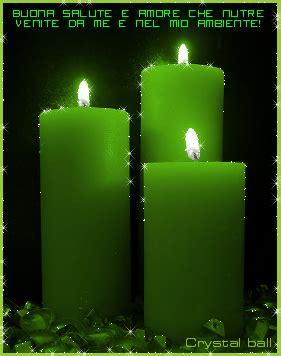 candela verde magia magia popolare per avere fortuna idee di elisabetta