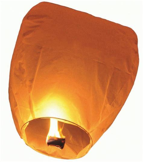 lanterne volanti cinesi biodegradabili