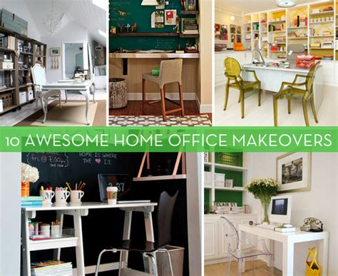 home office makeover roundup 10 awesome home office makeovers 187 curbly diy