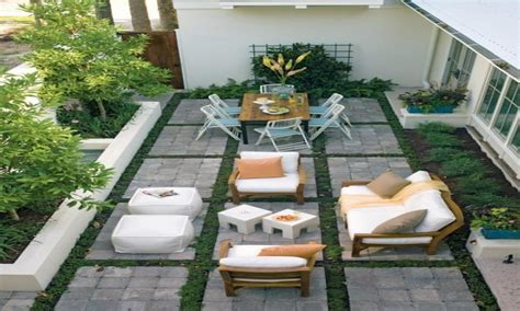 Simple Paver Patio Paver Patio Easy Landscape Ideas Easy Paver Patio
