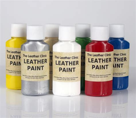 Leather Paint For Custom Designs And Artwork Brush Leather Sofa Paint Spray