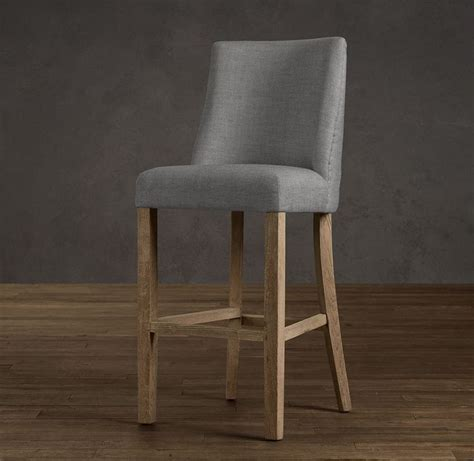 Restoration Hardware Bar Stool Pin By Gabely Pe 241 Afiel On For The Home Pinterest