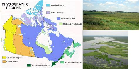 Where Is The Interior Plains Located In Canada by Interior Plains Regions Of Canada