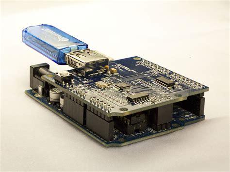 tutorial arduino usb host shield usb host shield hardware manual 171 circuits home