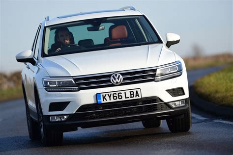 volkswagen tiguan white 2017 2017 volkswagen tiguan cars exclusive and photos