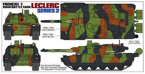 leclerc cadenas a code hobbymex 35362 french main battle tank leclerc series 2