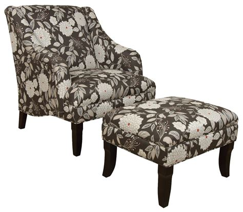 cottage style chairs and ottomans england kinnett 3937 ottoman with formal cottage style