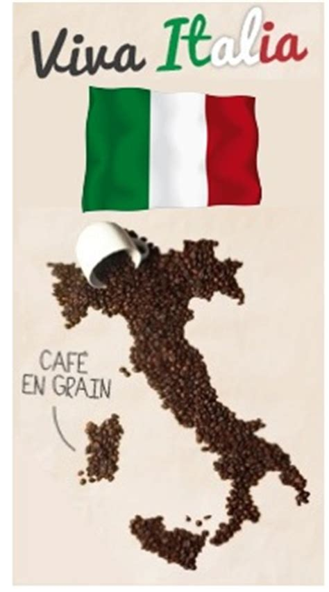 pack italien 4x250g caf 233 s en grains arabica robusta
