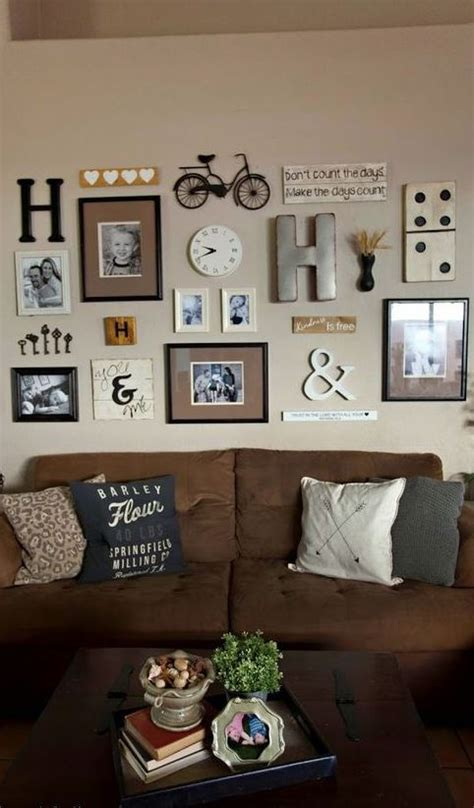 wall decor ideas for family room nice 170 family photo wall gallery ideas decoration