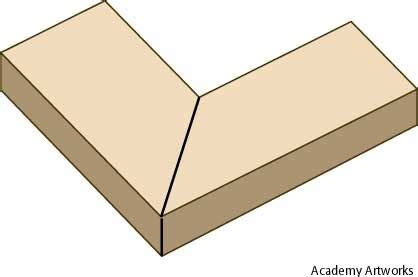Shed Definition Verb by Miter Joint Dictionary Definition Miter Joint Defined