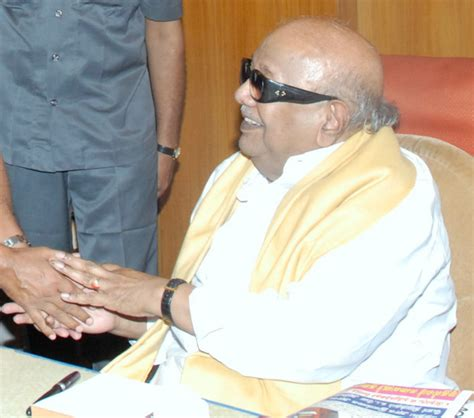 Youngest Age For A Mba by M Karunanidhi