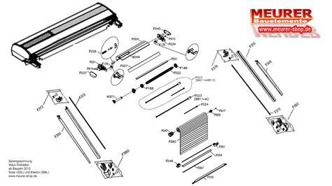 velux rolladen scharnier oben rechts f376 v22 - Velux Rollladen Ersatzteile