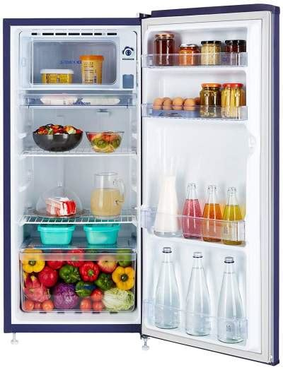 best refrigerator in india 2017 single door best single door refrigerator in india 187 appliances shops