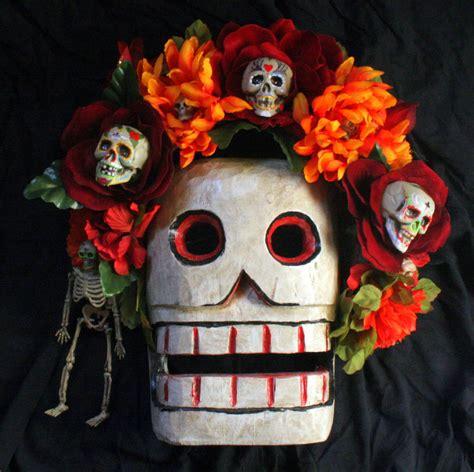 dia de los muertos crafts for dia de los muertos headpiece by mostlymade on deviantart