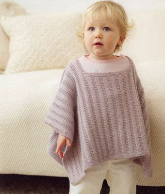 free knitting pattern baby poncho pin by cristina melvin on diy