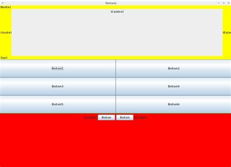 java layout y taller de programaci 243 n orientada a objetos layouts en java