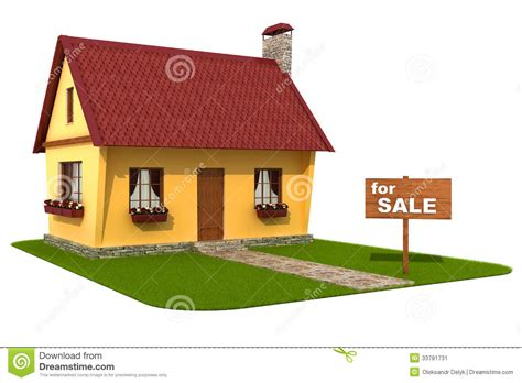 house model photos model house for sale signboard stock image image 33791731
