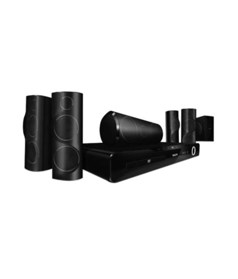 Best Philips Home Theater System Buy Philips Hts5530 94 5 1 Dvd Home Theatre System