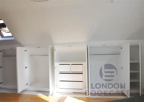 Bedroom Wall Fitted Cupboards Loft Bedroom Wall Fitted Cupboards 28 Images Wardrobes