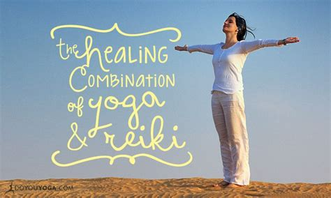 yoga  reiki  powerful healing combination doyouyoga