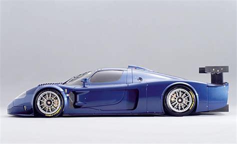 Maserati Mc12 Corsa Car And Driver